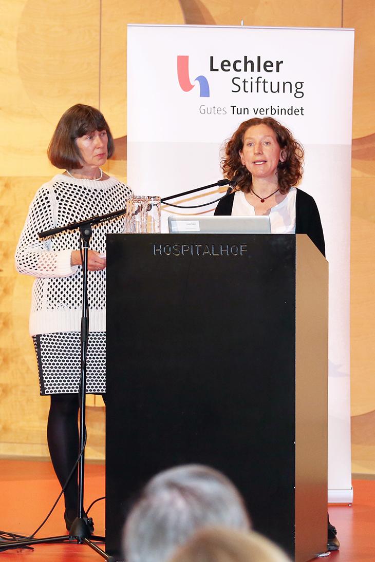 1. Stadt Ludwigsburg , Projekt: Demenzwegweiser – Orientierungs- und Unterstützungshilfe
